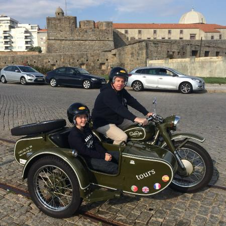 Sidecar Tours London
