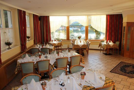 Aschach an der Donau, Austria: Panoramastüberl mit Donaublick