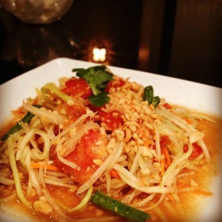 Green lotus thai lao cuisine st catharines menu for Ano thai lao cuisine