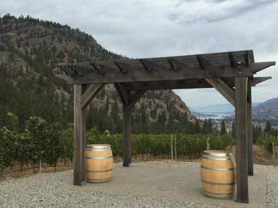 Okanagan Falls, แคนาดา: We loved this winery