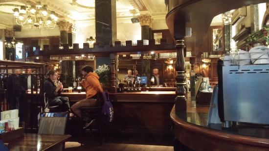 Monkey bar glasgow