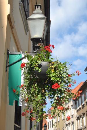 Ljubljana Old Town: Particolare