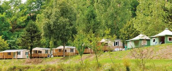 Camping Campéole Le Val de Coise : camping
