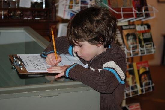 Vernon, Canada: Designing pictographs