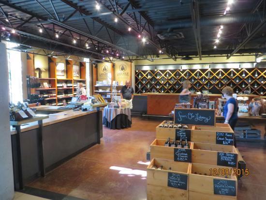 West Kelowna, Kanada: Overview of Sales Area