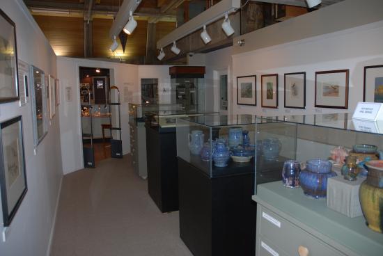 เวอร์นอน, แคนาดา: Allan Brooks Gallery