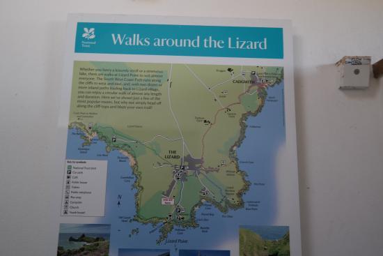 Lizard Peninsula, UK: The charming light house at Lizard point, Cornwall