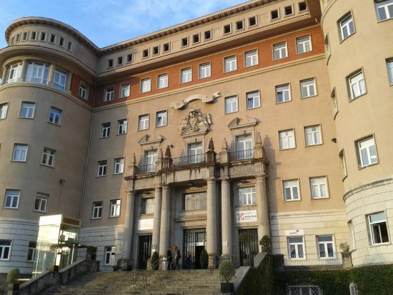 Rooms: Picture Of Hotel Seminario Bilbao