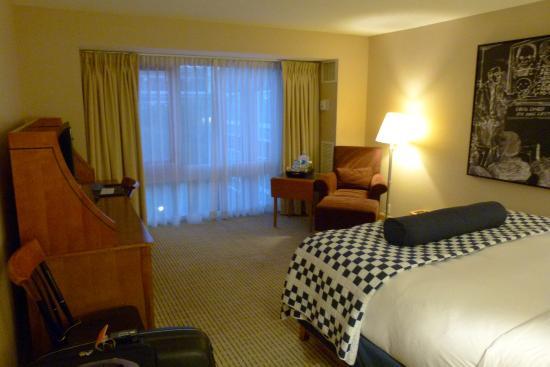 Charles Hotel : Bedroom