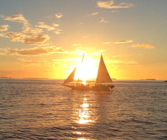 Sunset Deck, Key West