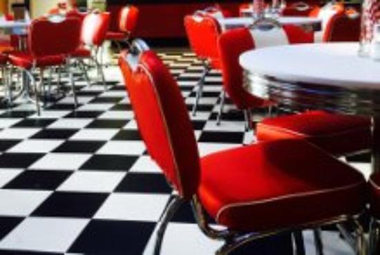 Kilbirnie, UK: The best lookin' diner in town!!