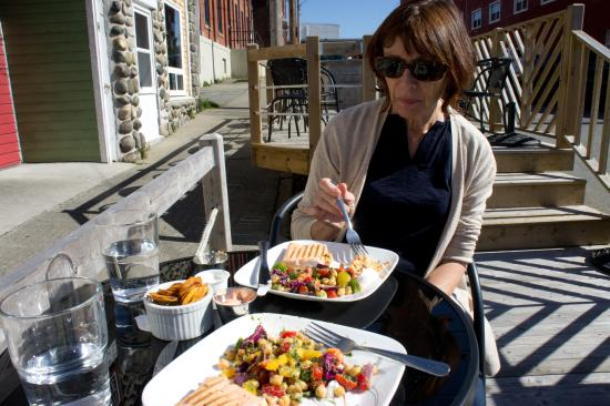 Shanty Cafe: Lunch in Yarmouth