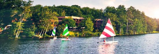 Woodloch Pines Resort: #1 Resort for Families in the US