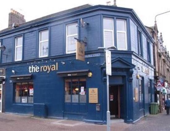 Royal bar Bathgate