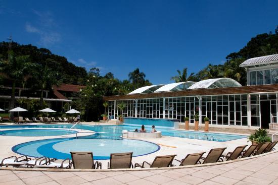 Hotel Rancho Silvestre: Piscinas