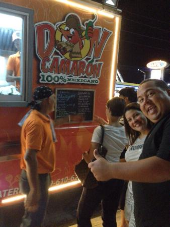 Don Camaron Food Truck