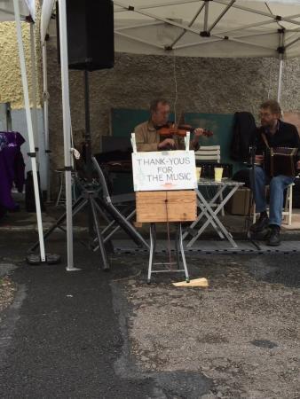 Kinvara, Ireland: Live music