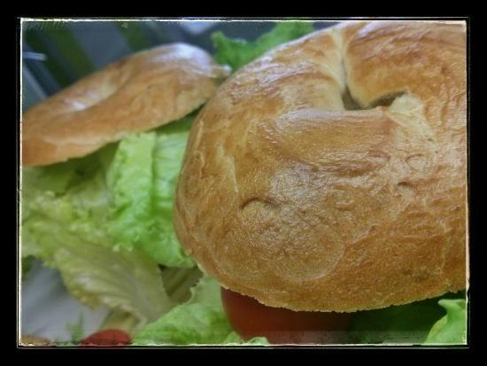 Coffee Corner: Bagels, el bocadillo sin bordes ni esquinas más fresco!!