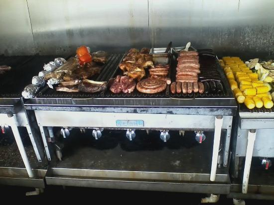 The bbq area opens at 11 30 picture of casa maiz hialeah tripadvisor - Casa del barbecue ...
