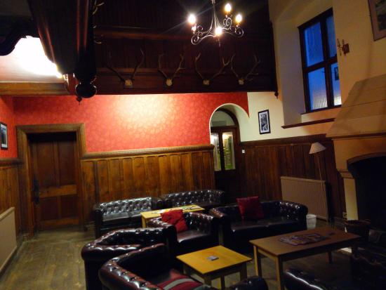 Loughrigg, UK: Common Room