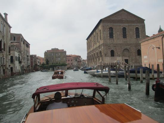 Venice Water Taxis Italy Private Taxi From Airport
