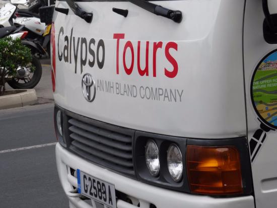Calypso Tours: Run away from this tour!