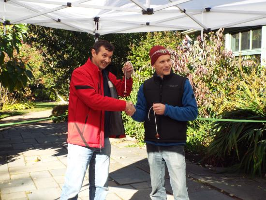 Annapolis Royal Historic Gardens: Finalists in the Conkers Competition