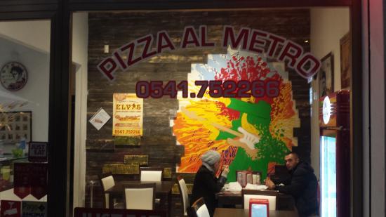 Pizzeria da Elvis: chill
