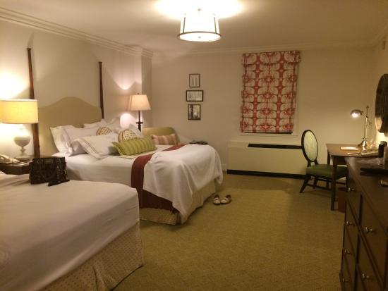 Boar's Head Resort: Roomy, Comfortable Bedroom