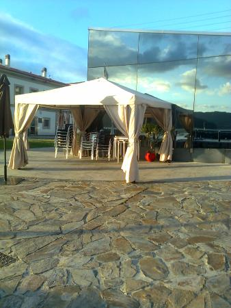 Club Náutico: puerto de ortigueira