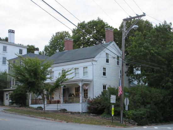 Photo of The Marston House Wiscasset