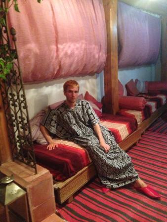 Riad Reves D'orient: Leo