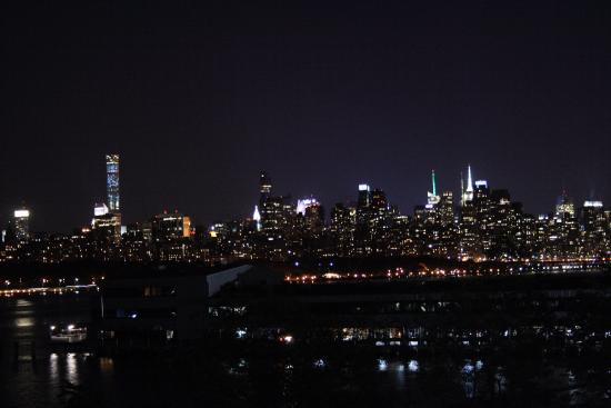 Homewood Suites by Hilton Edgewater - NYC Area: Evening from 5th floor