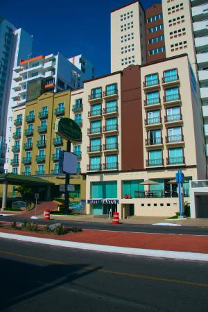 Villa Florida Hotel & Suites: fachadas