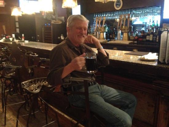 Saratoga Resort & Spa: A Patron at the Bar