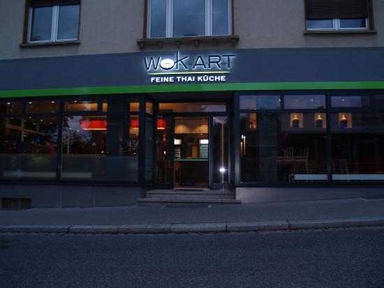 Gießen wokart home