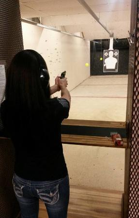 Montgomery, AL: Using my .38 Revolver