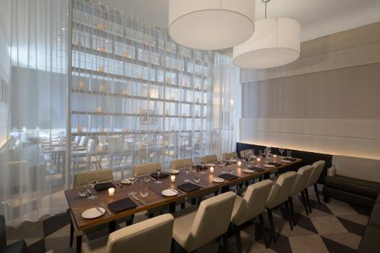 Sophie's: Private dining room
