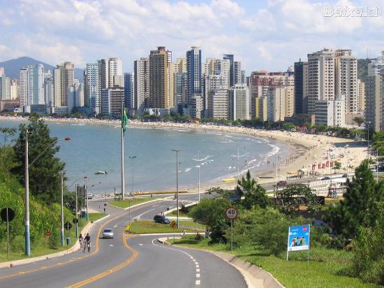 Cabras Island - Central Beach