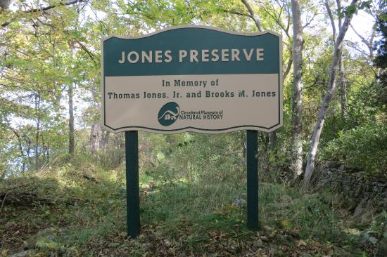 Kelleys Island, OH: Enter the Jones Preserve