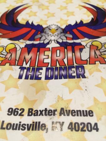 America. The Diner