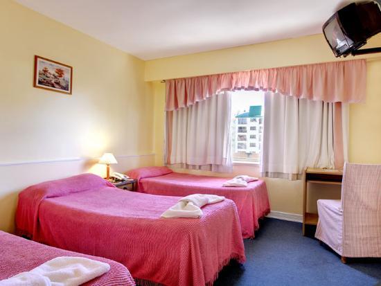 Hotel Tivoli : Habitación