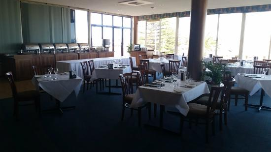 Quality Hotel Lighthouse : Restaurant