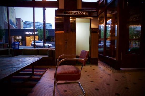 Ace Hotel Portland: Lobby