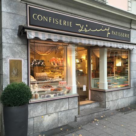 Cafe König Baden-Baden