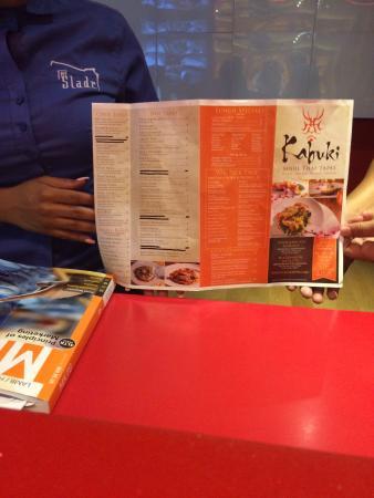 Kabuki Sushi Thai Tapas: Kabuki goes top shelf to the Slade!!!