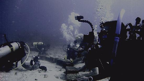 Simpson Bay, St. Maarten-St. Martin: Great dive team