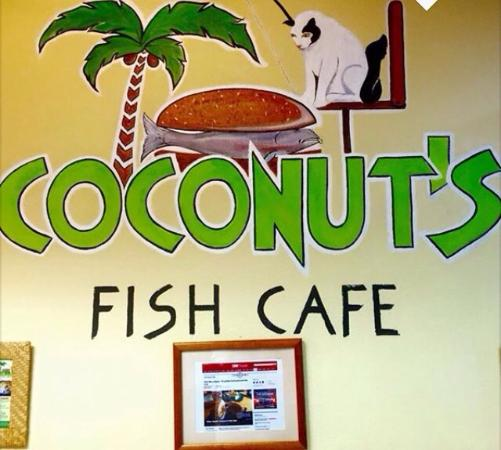 Coconut 39 s fish cafe picture of coconut 39 s fish cafe for Coconut s fish cafe