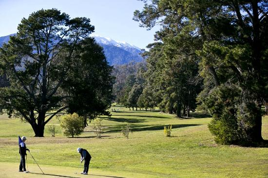 Mt Beauty Golf Club