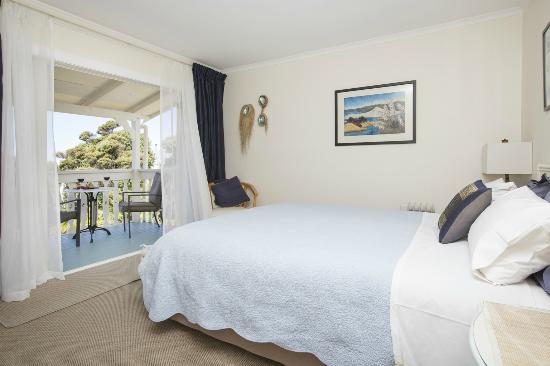 Mangawhai Lodge: Beachcomber B&B room